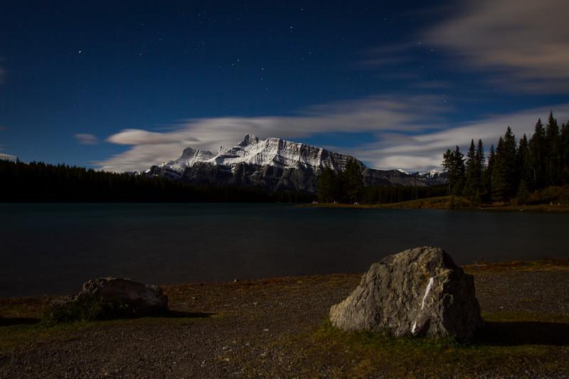 Two Jack Lake - Banff National Park