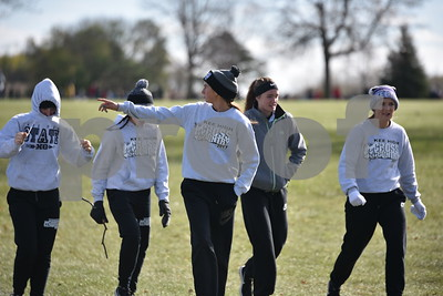 Class 3A Girls Cross Country 10/28/17
