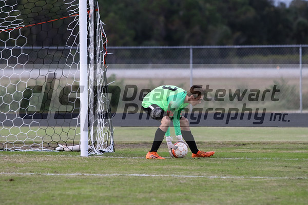 Spruce Creek Boys Soccer 12-13-18
