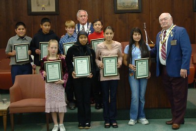 2004 - March (Youth Awards Night)