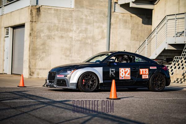 Audi TT Black #82