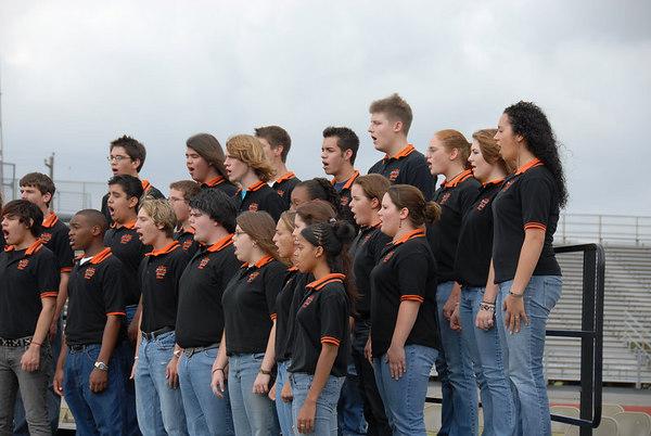 2006 LPHS Veterans Day Program