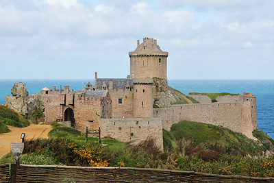 Cancale & Fort La Latte, Brittany