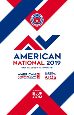 2019 IBJJF American Nationals
