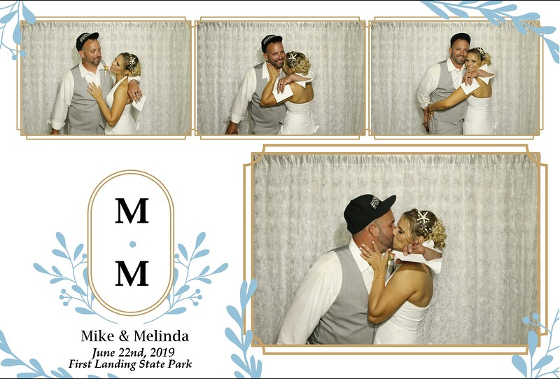 THE WEDDING OF MIKE AND MELINDA