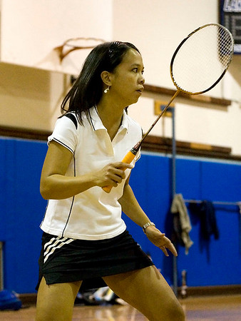 Mountain Lakes Badminton Club's Players