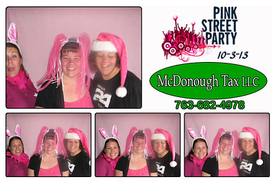 10-03  Pink Street Party