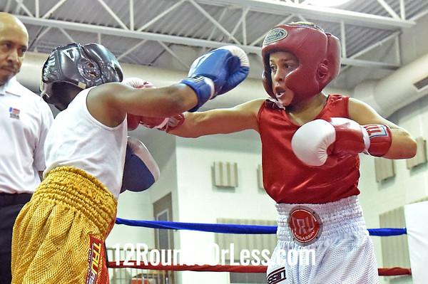 Bout 4 Isaiah Johnson, Roy Caldwell -vs- Carlos Johnson, MDSE