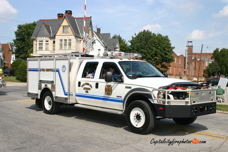 Yoe Attack 36: 2005 Ford F-550/Firematic 300/300
