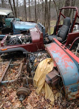 Jeep Graveyard