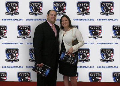 2014 Detroit Gridiron Greats Hall of Fame  Event