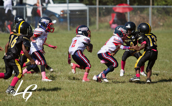 Eight Mile Giants 6U Football