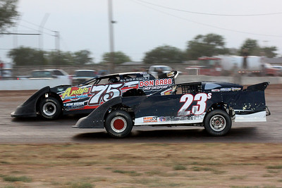 MARS DIRTcar Series Event - 7/8/12