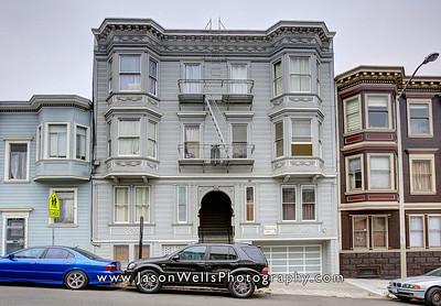Filbert Street, San Francisco 2013-07