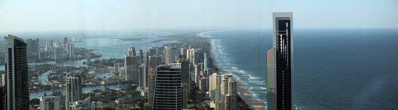 Surfers Paradise Panorama's September 9th 2012