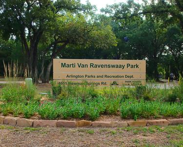 2012 Marti Van Ravenswaay Park