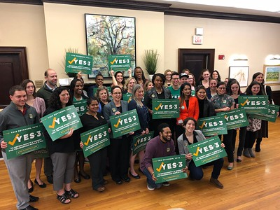 #YesOn3 Press Conference - not in my name