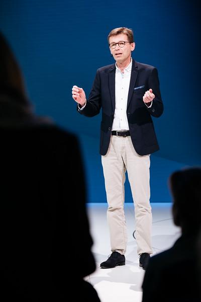 Dr. Frank Welsch, Volkswagen - Samuel Zeller for the New York Times