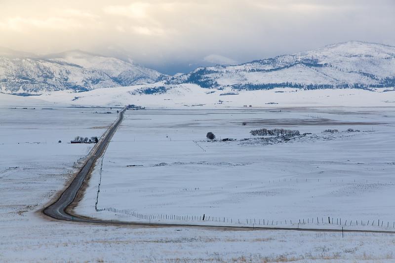 Welcome to Camas Prairie, Montana