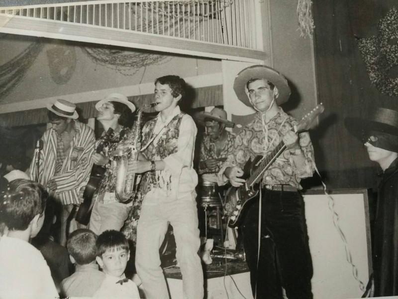 Carnaval Andrada - Metralhas