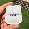 4.08ctw Old European Cut Diamond Pair, GIA I VS2, I SI1 66