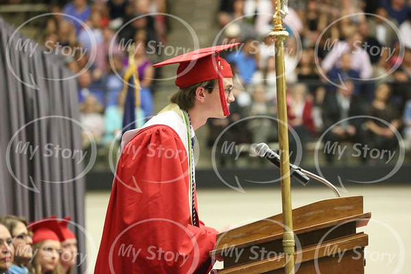 Class of 2018 Recognitions, Speeches and Awards