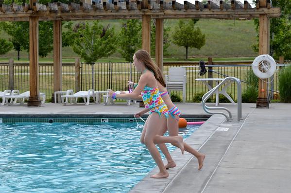 2011-07 Pool Fun