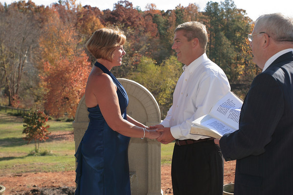 Beth and David's wedding