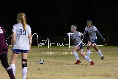 {18-19 Soccer} Strayhorn at Horn Lake
