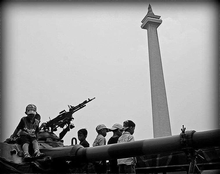 Monas Military Day