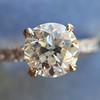 .81ct Old European Cut Diamond in Brian Gavin Setting 9
