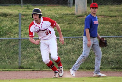 Shelbyville vs Mt. Enterprise Baseball