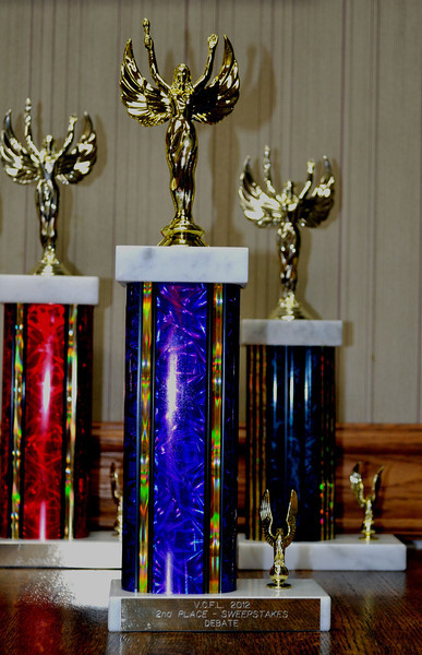 Debate Team takes Second Place Sweepstakes