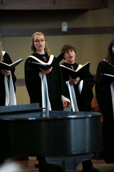 College Choir Fall Concert