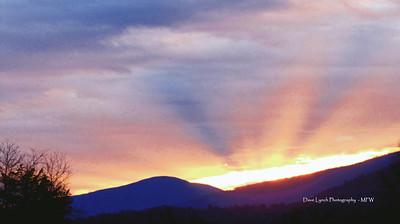 Sun Rise ~ Sun Set ~ Fine Art Photography
