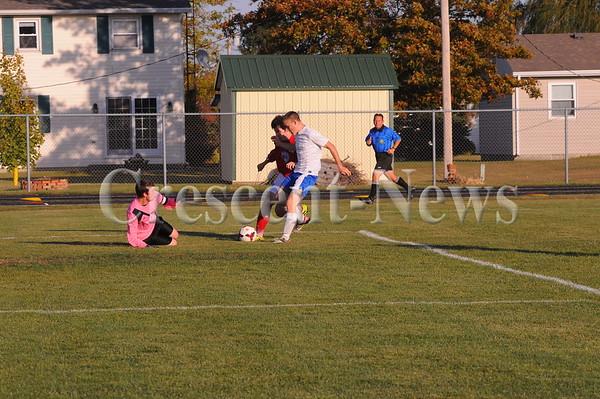 10-20-15 Sports Lima CC @ Continental boys soccer