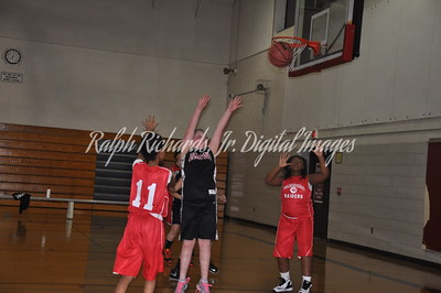 Elk Twp Girls 2-04-16