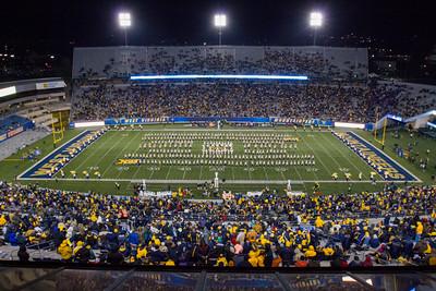 WVU vs Kansas State Halftime - November 20, 2014
