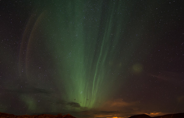 20170919 Iceland Smithsonian Tues. Aurora