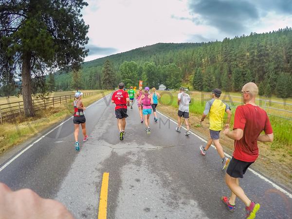 2015 Missoula Marathon - 4:10 pacing group