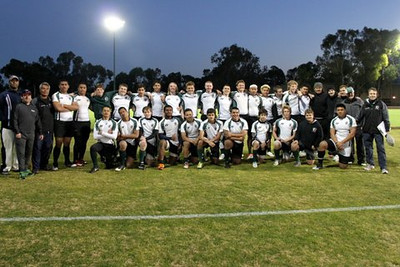Rugby - Peninsula Green Rugby Club - 2013 - Team Pictures