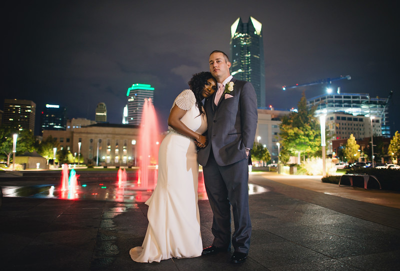 Carter & Sharity Wedding