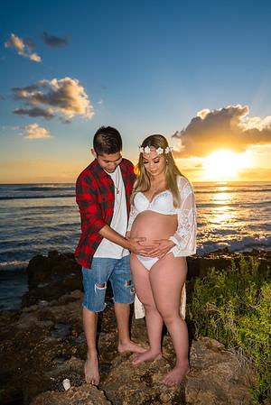 Jen & Carlo Maternity