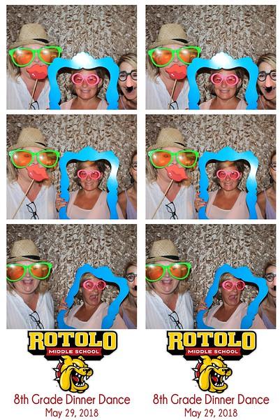 "Rotolo Middle School ""8th Grade Dinner Dance 2018"""