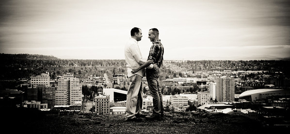 Eddie & Jason - Engagement!