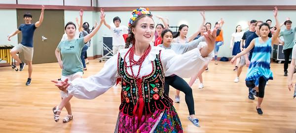 Polish American Folk Dance Company Workshop - June 27, 2019