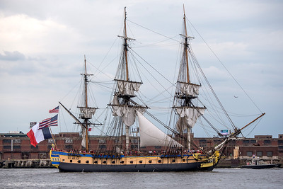 Tall Ships in Philly  6-25-15