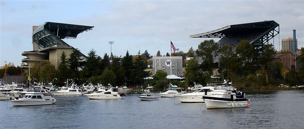 Washington Huskies Football - October