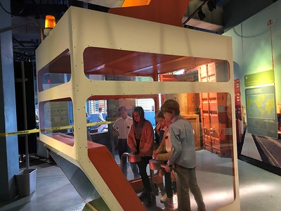 MMS Grade 5 Field Trip to Liberty Science Center - October 22, 2019