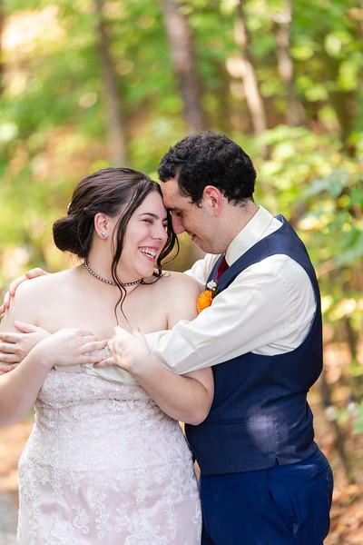 Hillary & Andrew | Disney-Inspired Outdoor Wedding at Carriage Trail Farm
